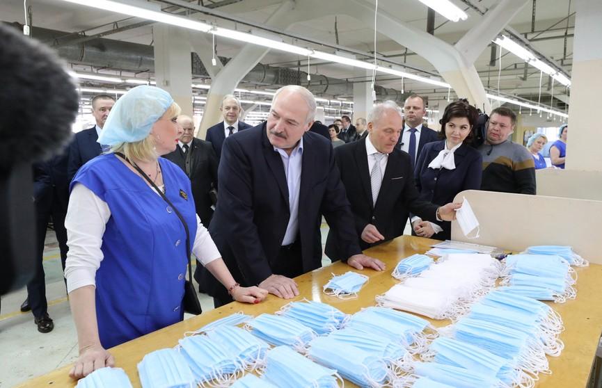 Лукашенко: Все хотят «укусить» Беларусь! Потому, что мы сохранили систему и привели ее в порядок