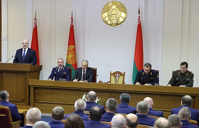 Александр Лукашенко представил Андрея Шведа в должности Генерального прокурора