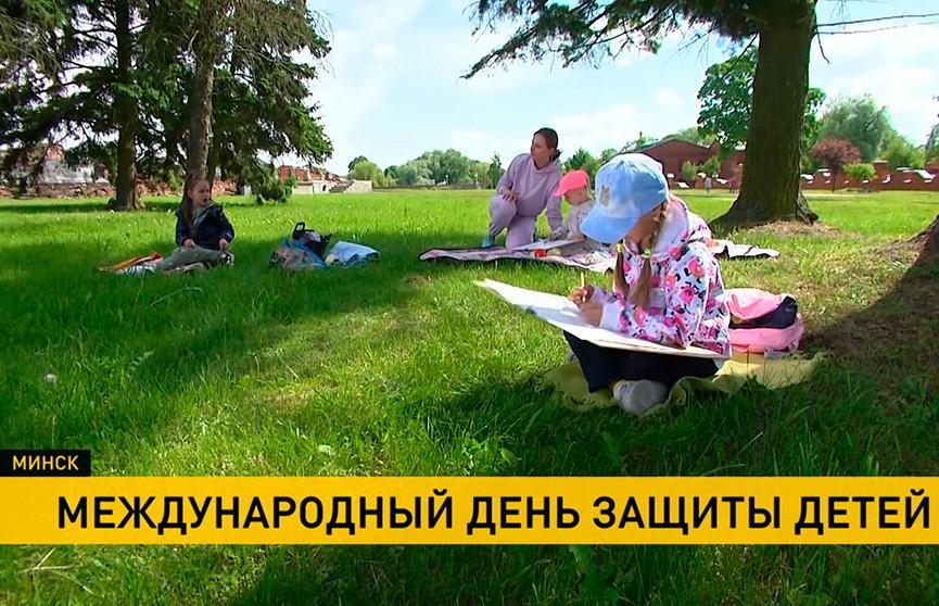 Игорь Петришенко: наши дети должны чувствовать постоянную заботу и внимание государства