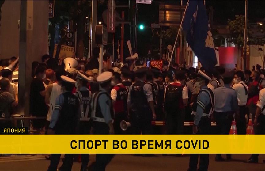 COVID-19 на Олимпиаде:  выявлено 17 новых случаев заражения