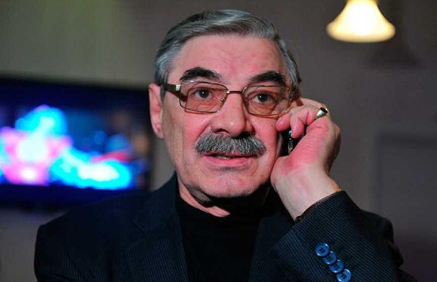 Александр Панкратов-Чёрный находится в больнице в тяжёлом состоянии