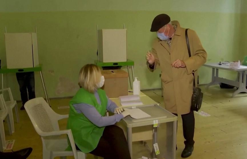 В Грузии прошел второй тур парламентских выборов