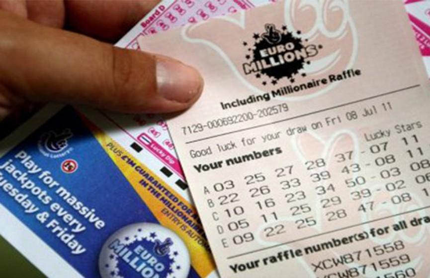Продавец украл множество лотерейных билетов, но ничего не выиграл