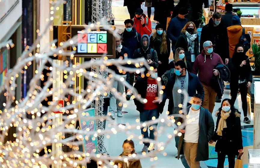 СМИ: после Рождества карантин в Германии могут ужесточить