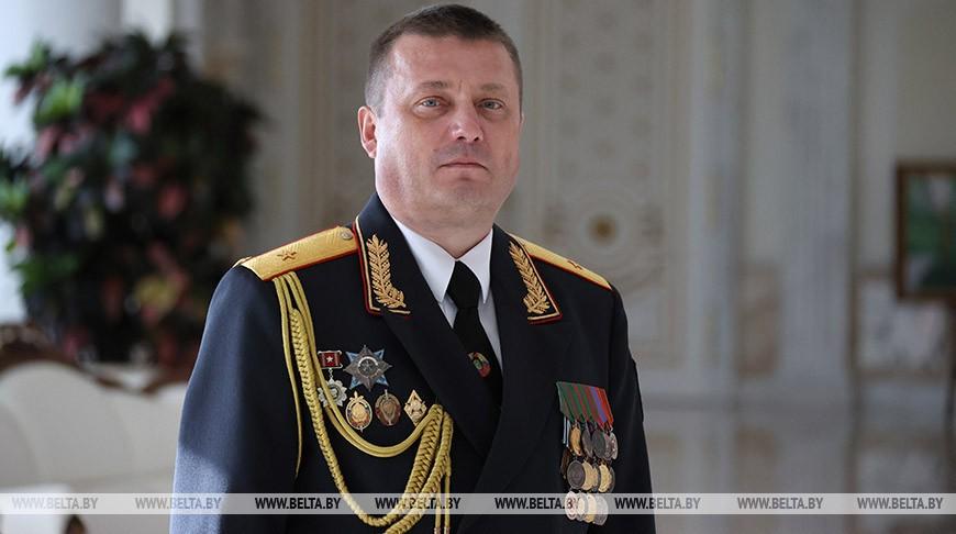 Лукашенко назначил нового министра юстиции