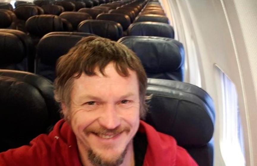 Литовец оказался единственным пассажиром 188-местного Boeing
