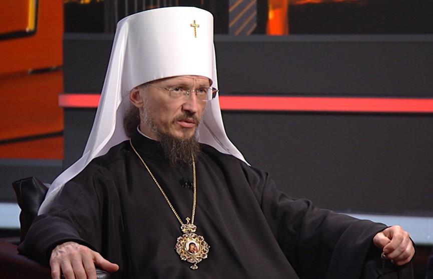 Митрополит Вениамин: священнослужители не должны участвовать в политических действиях