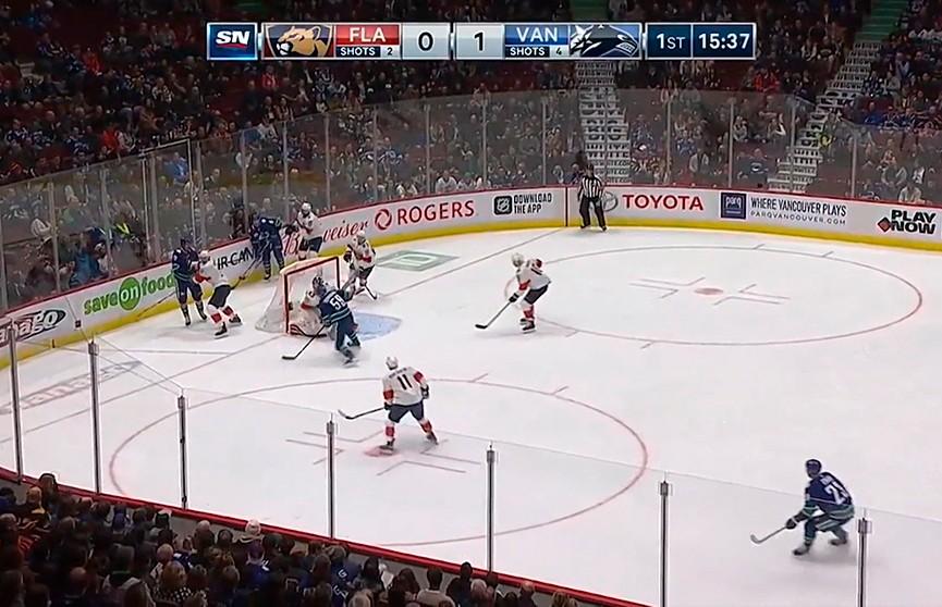 «Ванкувер» разгромил «Флориду» в НХЛ