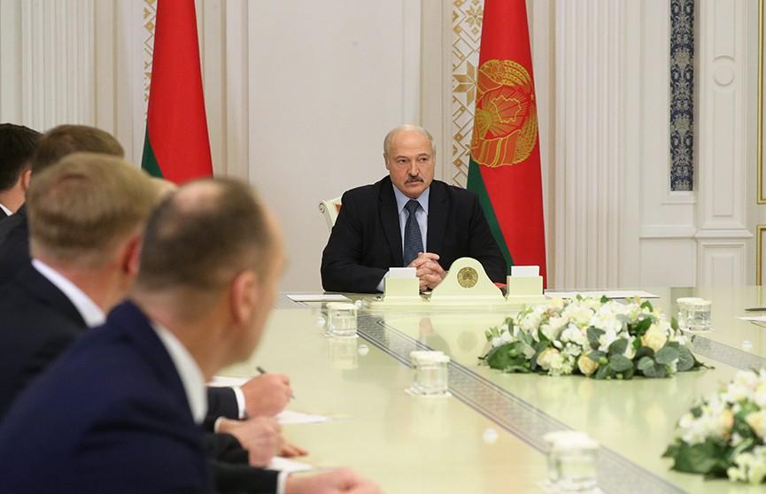 Лукашенко назначил представителя Беларуси при СНГ и посла в Алжире