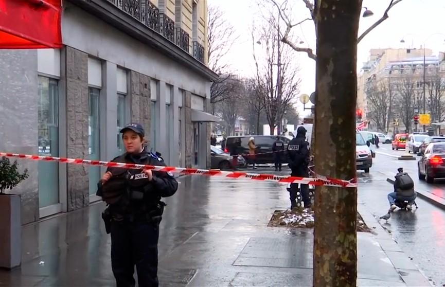 Дерзкое преступление в центре Парижа: ограблен банк возле резиденции президента
