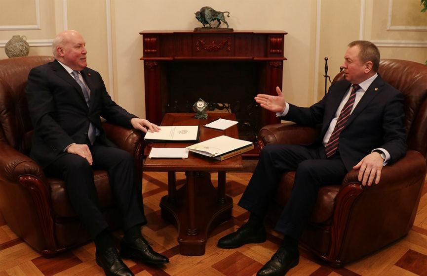 Беларусь и Россия обсудили вопросы интеграционного взаимодействия