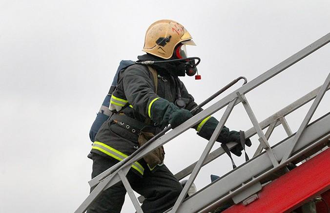 Пожар в многоквартирном жилом доме в Витебске: эвакуировано 10 человек
