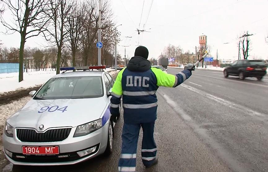 Более 200 нетрезвых водителей на выходных привлекли к ответственности  сотрудники ГАИ
