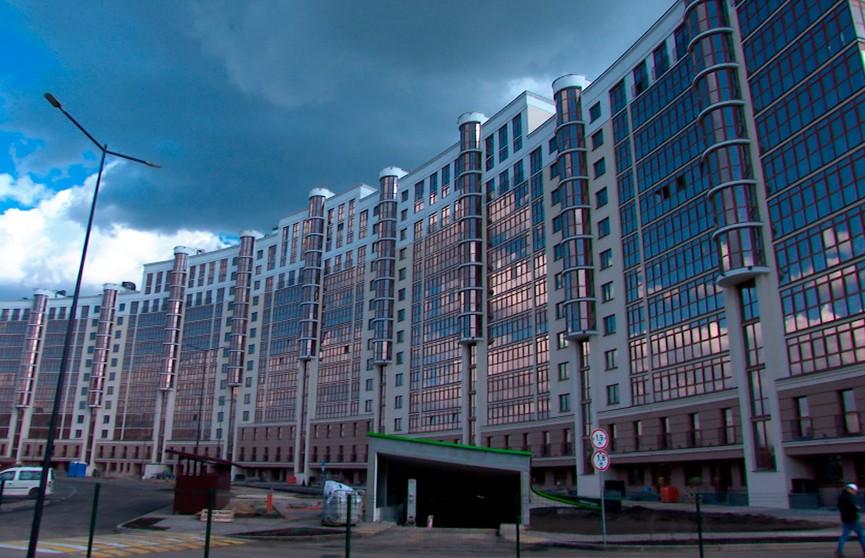 Dana Holdings использует белорусский цемент при строительстве жилья: это позволяет снизить цену квадратного метра