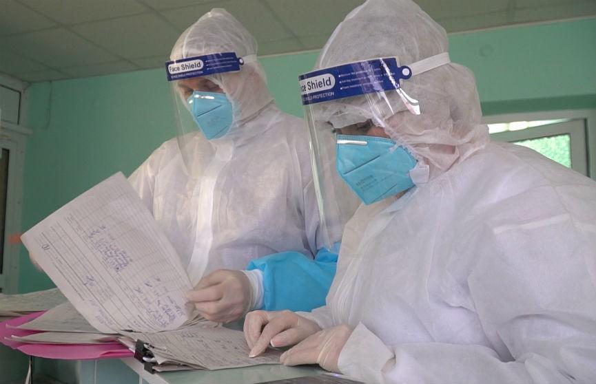 Как работают с коронавирусными пациентами в региональных больницах Беларуси