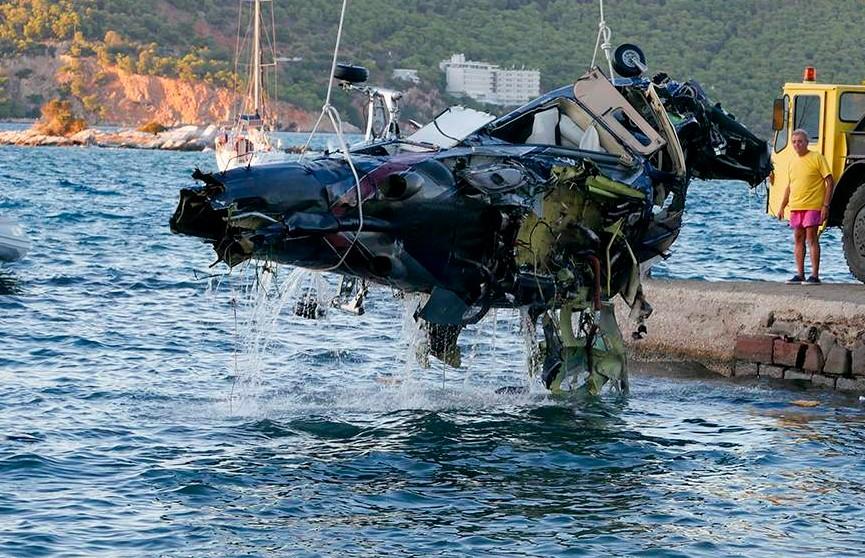 Вертолет с россиянами разбился в Греции