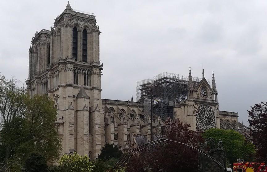 Пожар в соборе Парижской Богоматери: поджог или несчастный случай?