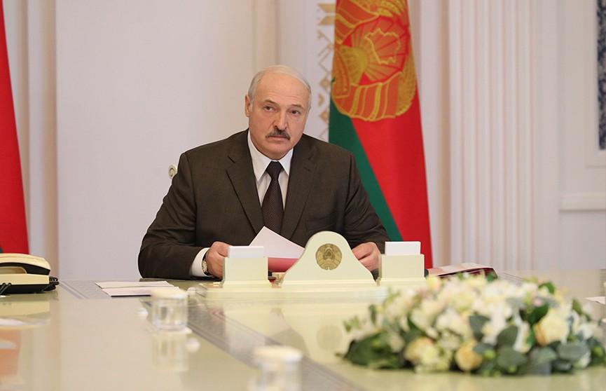 «Всё в ваших руках»: какие задачи поставил Лукашенко перед новыми назначенцами?