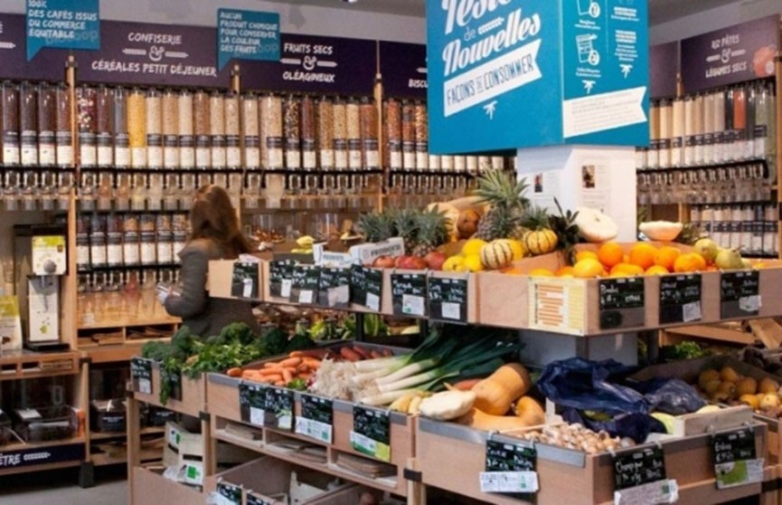 Магазин без упаковки начал работу в Германии