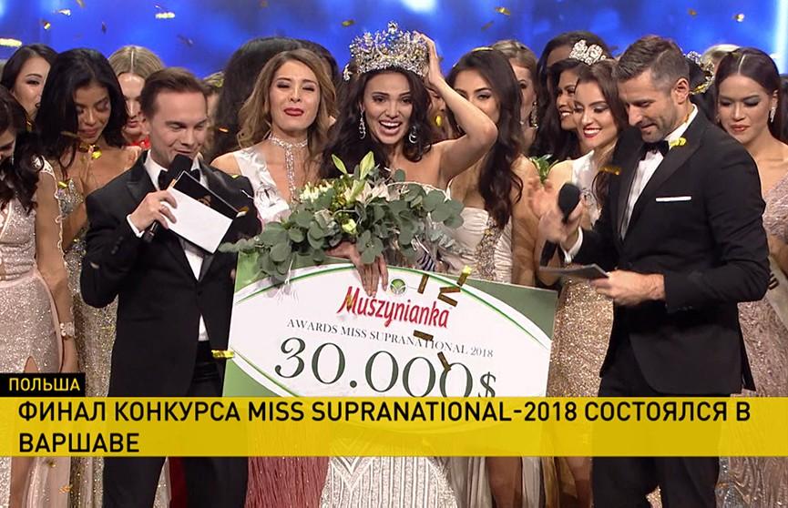 Miss Supranational-2018 стала представительница Пуэрто-Рико