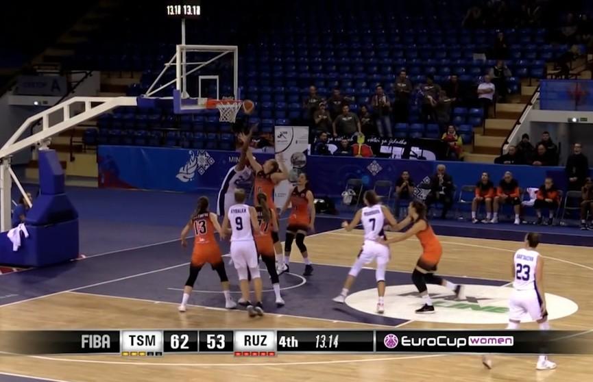 Изменения в календаре нового баскетбольного сезона: старт команд в Кубке ФИБА-Европа перенесён на 6 января