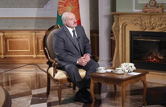 Лукашенко высказался о задержанных боевиках ЧВК: Мы видели, с кем они связаны, откуда получали команды