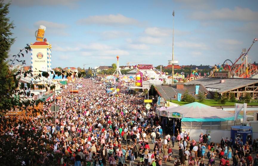 СМИ: фестиваль «Октоберфест» снова отменили