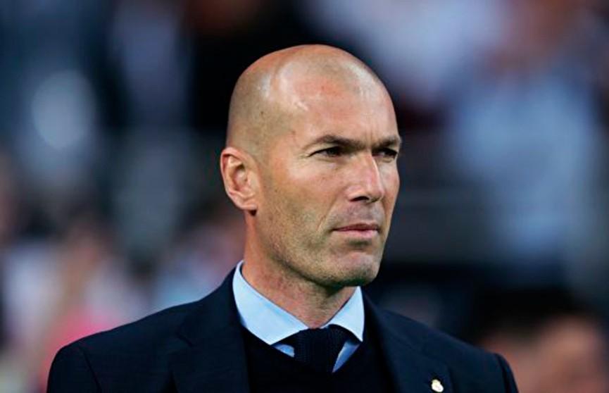 Зинедин Зидан готовится к первому матчу с «Реалом» после своего возвращения в клуб