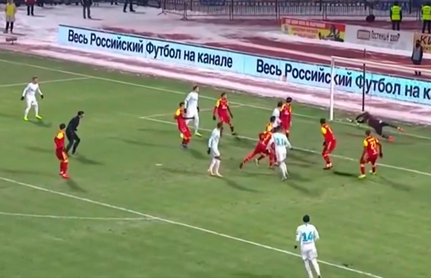 Сенсация в футбольном чемпионате России: «Зенит» проиграл аутсайдеру