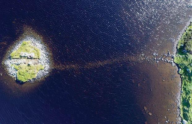 Рукотворные острова Шотландии оказались на тысячи лет старше, чем предполагалось ранее