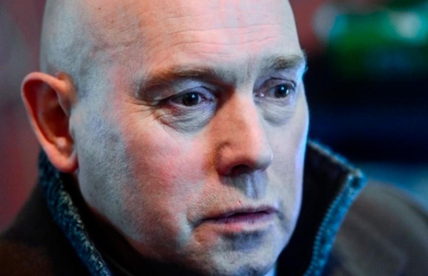 Актёр Виктор Сухоруков попал в больницу