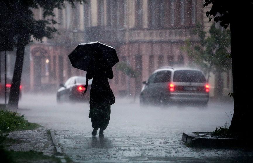 Беларусь будет штормить. 5 июля из-за сильного ветра объявлен оранжевый уровень опасности