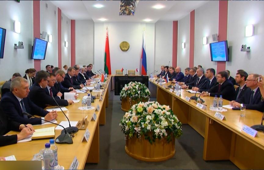 Делегация Новосибирской области посетит правительство Беларуси