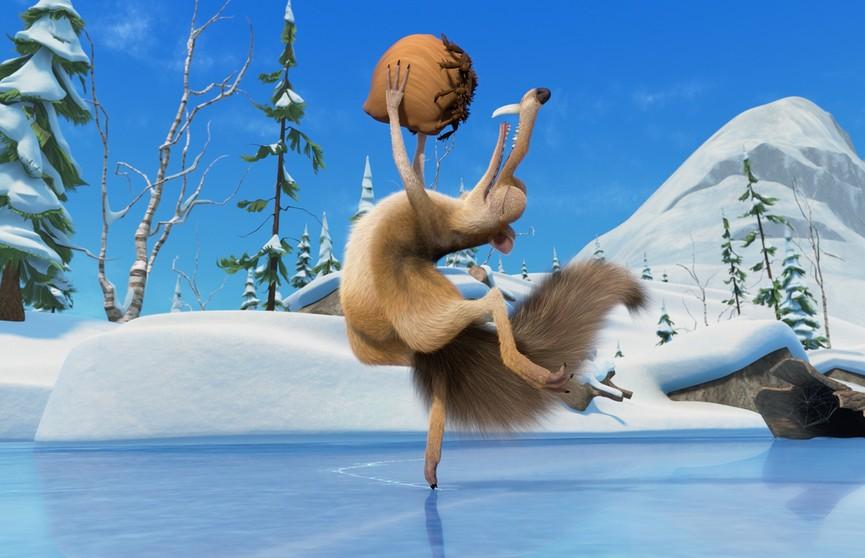 Белка из «Ледникового периода» возвращается! Disney и Fox выпустят продолжение