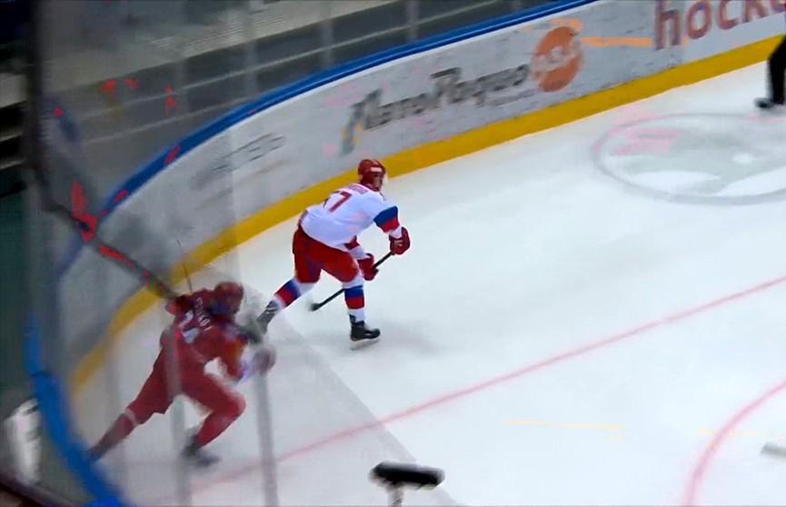 Сборная Беларуси по хоккею продолжает подготовку к чемпионату мира в группе А первого дивизиона: в программе – два товарищеских матча с олимпийской сборной России