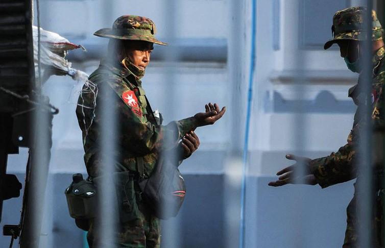 Военные Мьянмы анонсировали создание Государственного административного совета