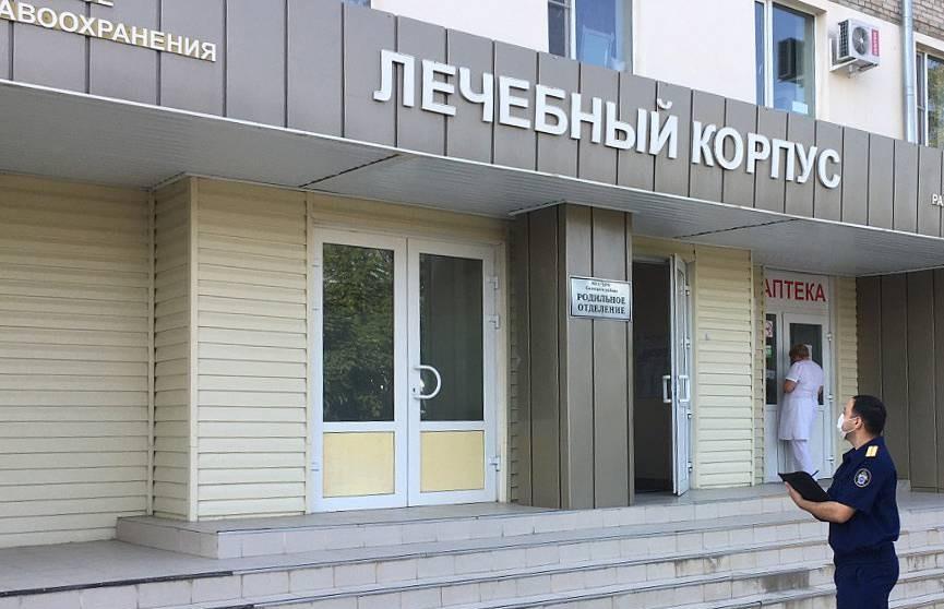В России родителям вернули похищенного из роддома ребенка