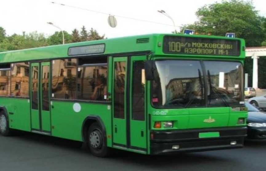 Кондиционер заработает в общественном транспорте Минска