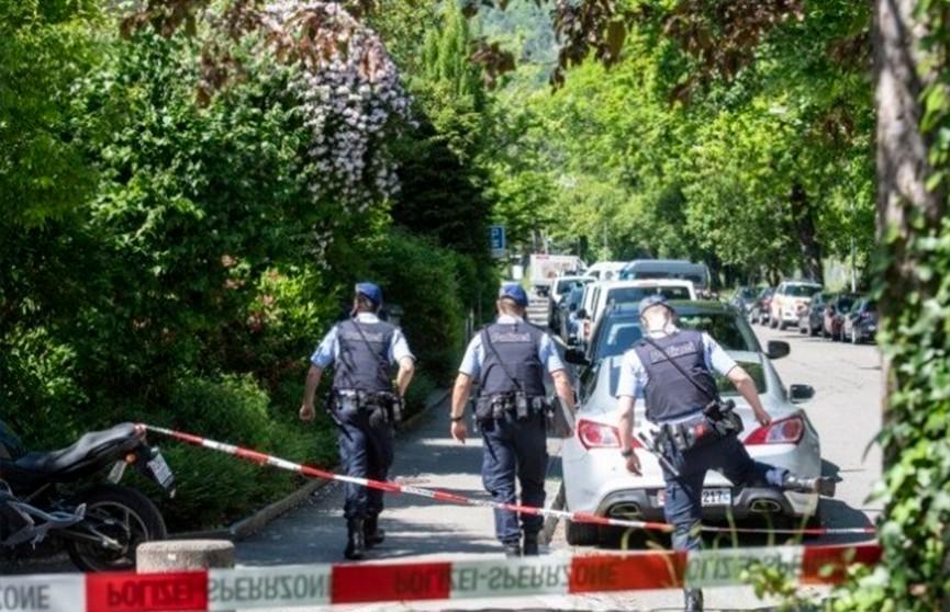 В результате захвата заложников в Цюрихе погибли три человека