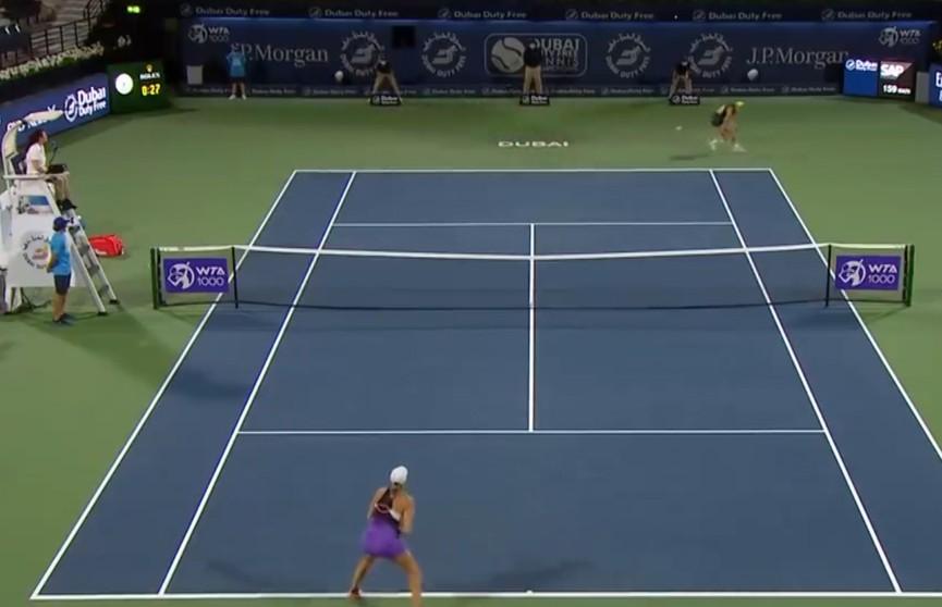 Ольга Говорцова не сыграет на престижном теннисном турнире в Майами