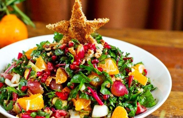 Новогодние салаты без майонеза: 7 рецептов