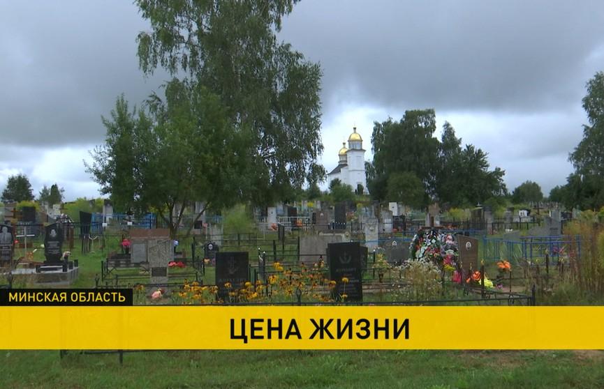 Трагедия в Воложине: мотоциклист насмерть сбил 42-летнюю женщину