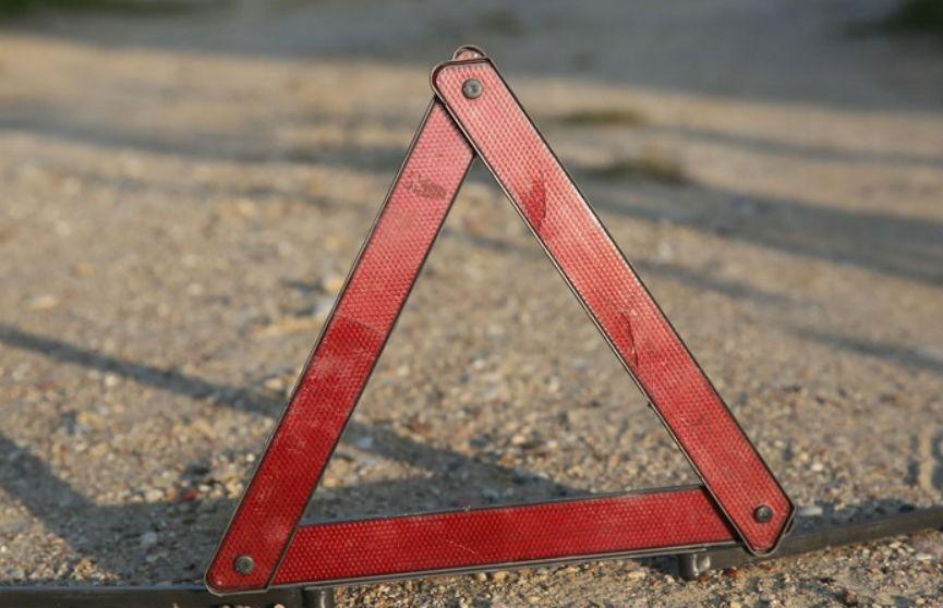 Авария на трассе М5: столкнулись два авто, есть погибший