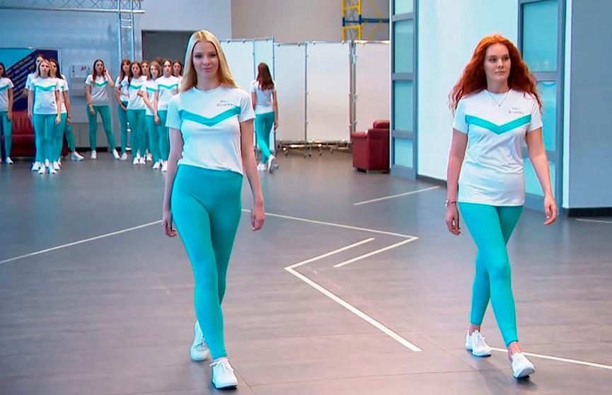 Дневник «Мисс Беларусь». Репетиция дефиле и эскизы нарядов