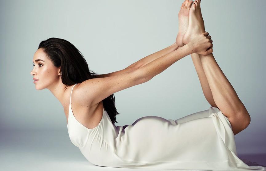 «Красивая - не значит худая». Почему Меган Маркл не собирается приходить в форму после родов