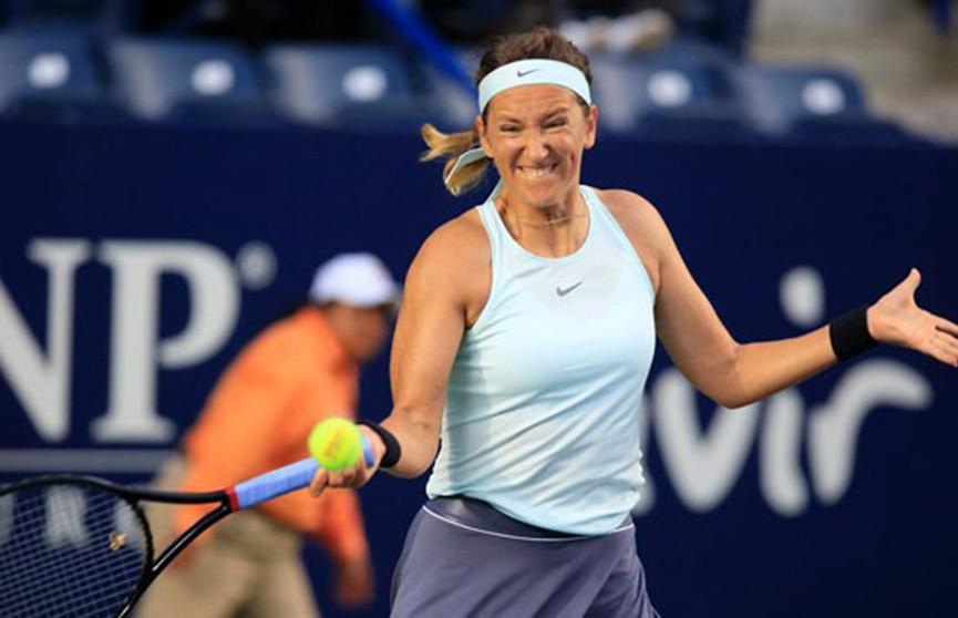 Виктория Азаренко прошла в 1/2 финала турнира в Мексике