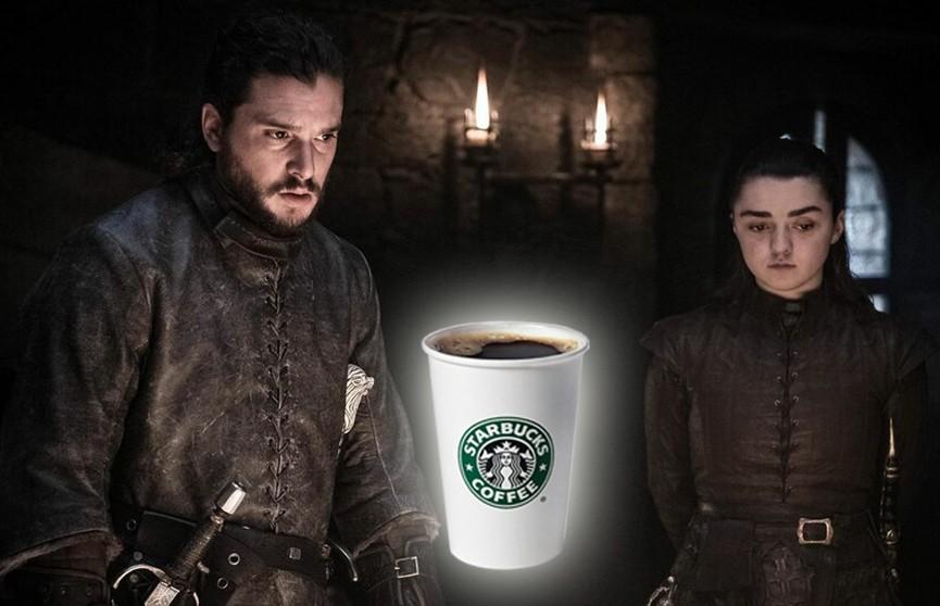 Бесплатная реклама. Как Starbucks заработала на «Игре престолов» $2,3 млрд