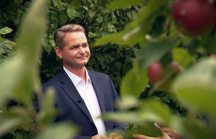 Как сохранить урожай яблок и груш без потерь? Дмитрий Рябов знает!