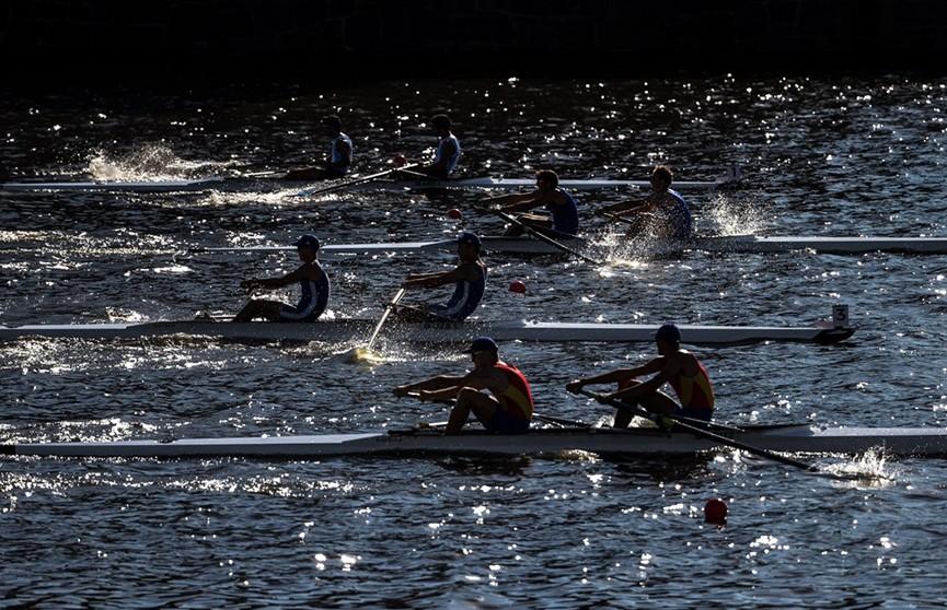 Белорус Иван Брынза завоевал серебро на Юношеских Олимпийских играх в Буэнос-Айресе