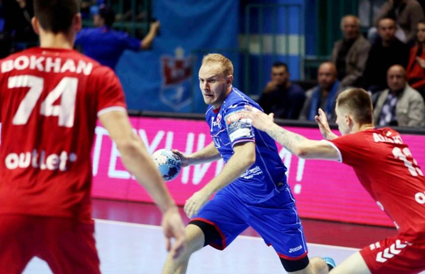 Гандбол: БГК добился победы над СКА в центральном матче чемпионата Беларуси